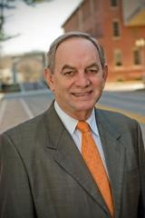 Mayor John gilstrap